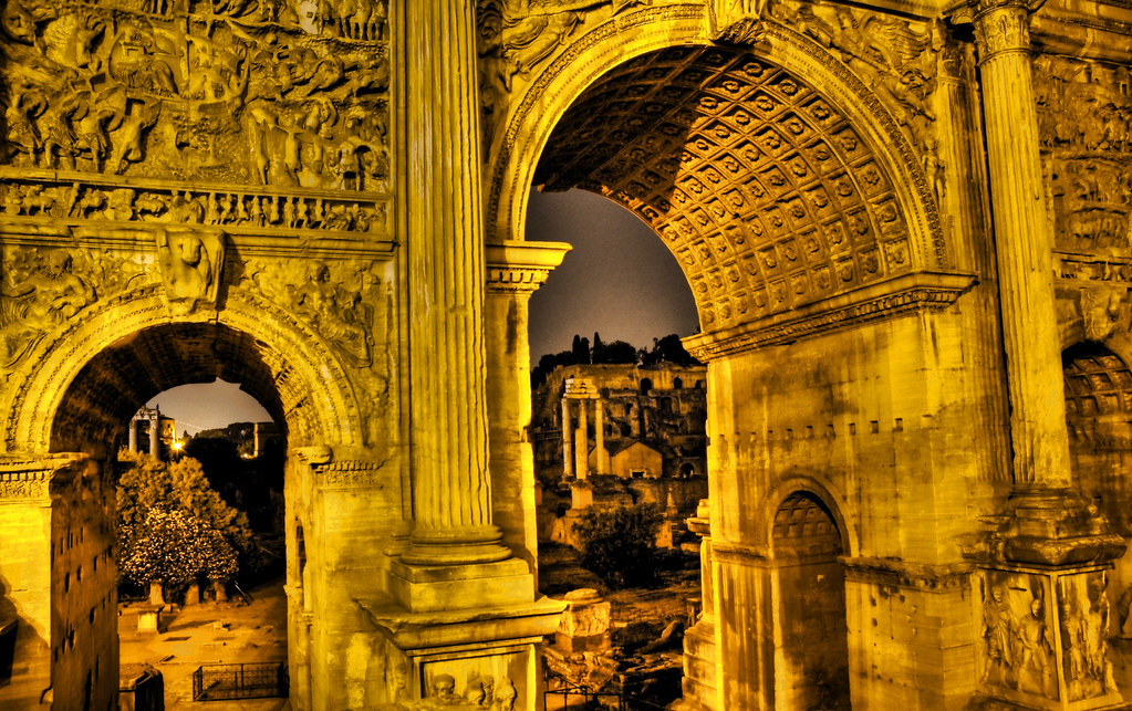 Archway to Rome