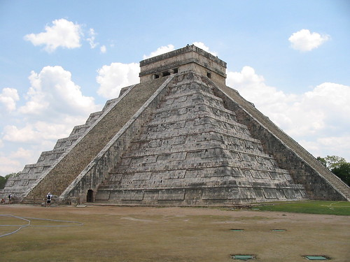 Temple of Chichen-Itza