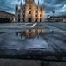 Duomo In Dark