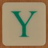 DOUBLE QUICK! letter Y