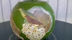 Oiseaux papillons vert A (2)