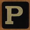KEYWORD letter P