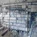 Shipyard, Ink on paper, 300x200cm