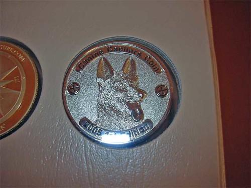 Canine coin