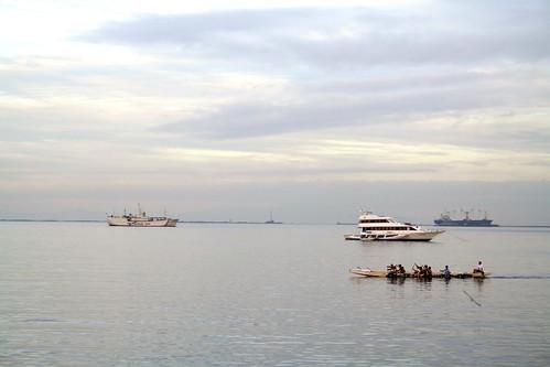 A view of Manila Bay