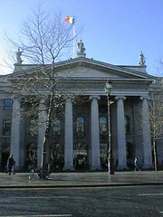 The parade will pass the GPO, scene of the Rising