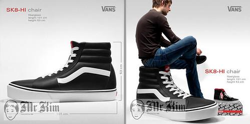 vans sk8 fashion