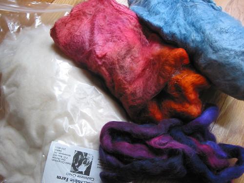 fiber from trade