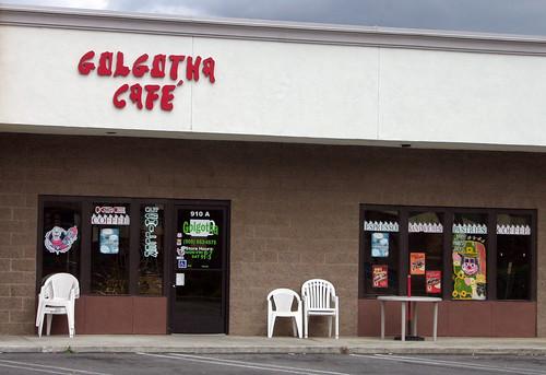 Golgotha Café