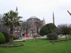The Hagia Sophia (Ayasofya)