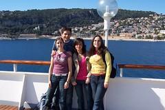Crucero: Villefrance sur le mer