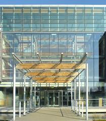 NCSL Main entrance