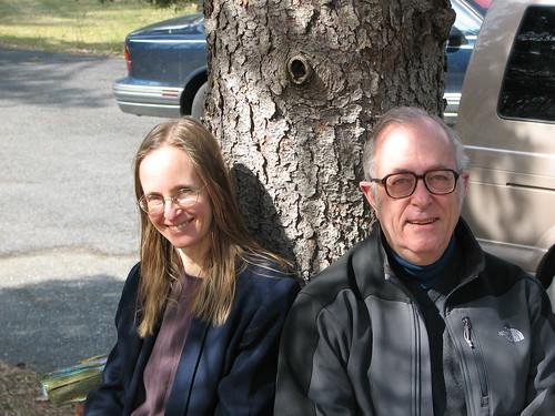 Kathryn Cramer & John G. Cramer
