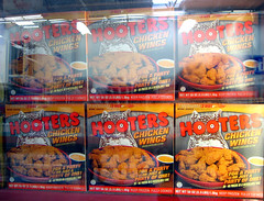 frozen hooters