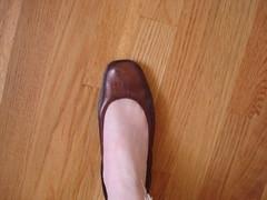 naked shoe