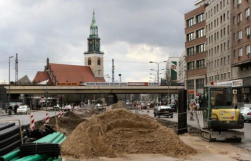 Sandiges Berlin