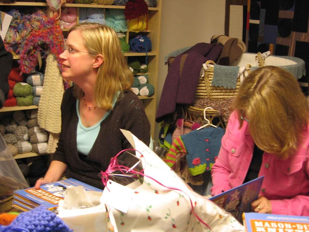 Mason-Dixon knitbloggers
