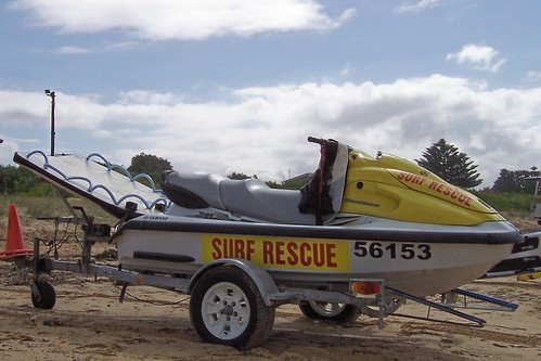 Surf Rescue 56153 on Umina Beach
