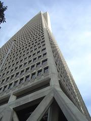 Transamerica Pyramid - Ecke