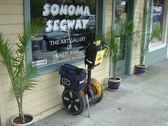 Sonoma Segway
