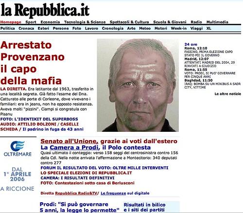 buone notizie 11 aprile 2006