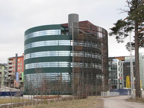 McDonalds Building, Pikku Hupalahti, Helsinki