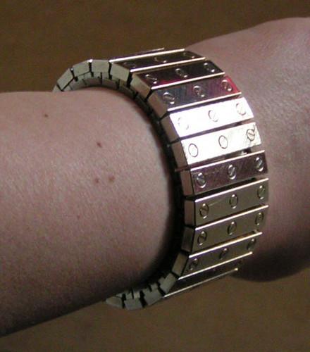 Tjockt armband 1.