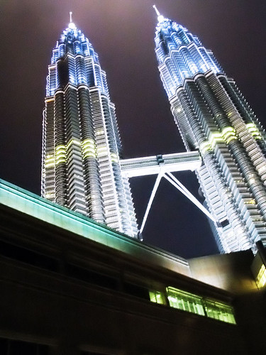 KLCC Twin Towers Fixed