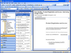Novell Linux 12 Evolution-Outlook