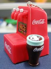 toy coke dispenser