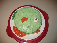 Photo of Fish Cake for Megan Williams