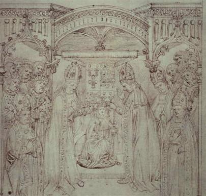 Coronation of Henry VI