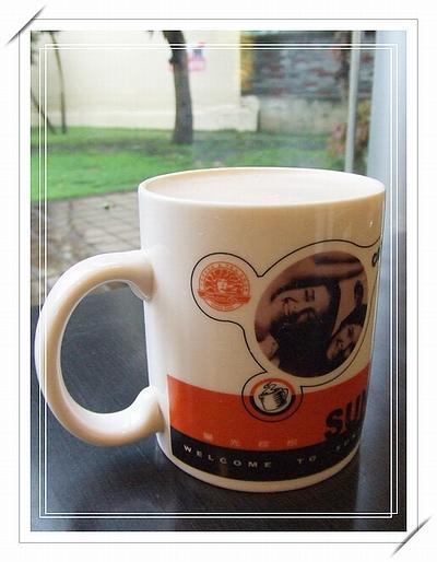 陽光棕梠_熱鮮奶紅茶