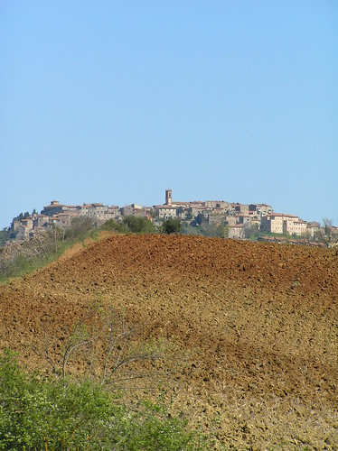 Civitella Maritima, south of Siena