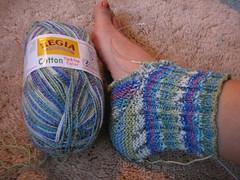 Sixth sense sock