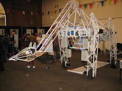 Robotic Giraffe