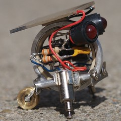 Tiny Robot -- BugBot