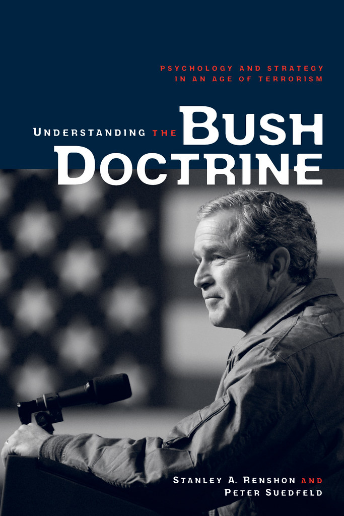 "the bush doctrine That's what made the bush ""preemption"" doctrine so controversial neither brian  egan nor (as far as i know) any other obama administration."