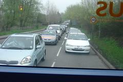 Traffic Chaos!