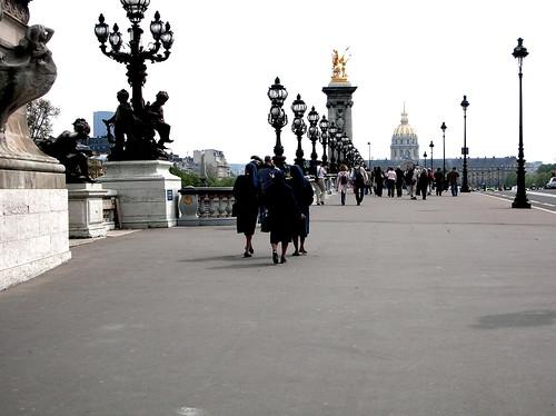 the nuns take on paris