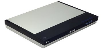 LG DVD recorder RH200MHt
