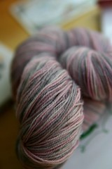 Joselyn's Fiber Farm Sock Yarn