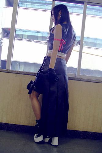 Tifa Cosplayer 5