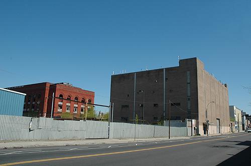 Future Site of Gowanus Village, From Third Avenue