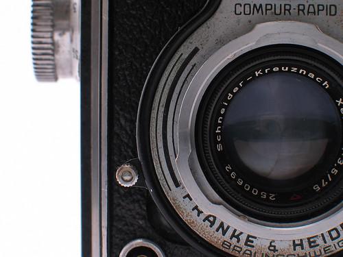 Compur-Rapid Xanar lens