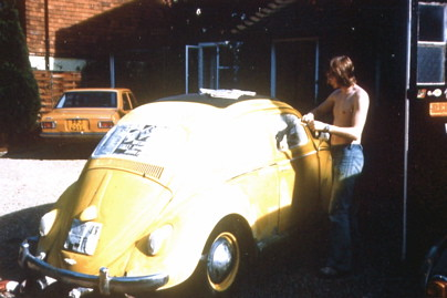 Painting the Beetle