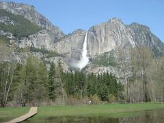 Yosemite - Yosemite Fall