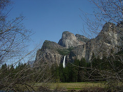 Yosemite - Bridaveil