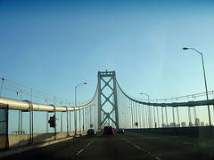 Crossing Bay Bridge