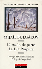 BulgakovCorazónPerro